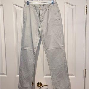 Vineyard Vines Stone Khaki Pants, Size 32 / 34
